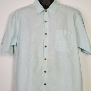 The Original Panama Jack Men's Button Front Shirt
